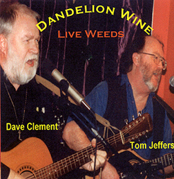 Live Weeds CD Cover